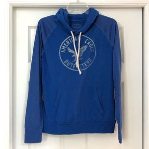 American Eagle Athletic Fit Pullover Hoodie